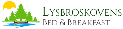 Lysbroskovens Bed & Breakfast Logo